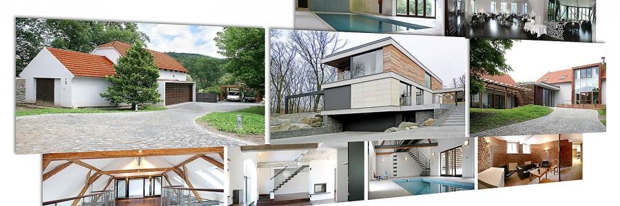 Fotografie Architektury a Interiérů